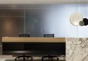西安曲江环球中心办公室装修设计图
