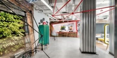 華沙的創意腦主題協作空間