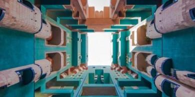 瑞士摄影师Philipp Heer眼中的雄伟建筑