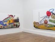 """亨利·甘德森(Henry Gunderson)名為""""鞋子""""的展覽在紐約展出"""