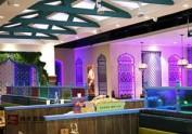 青岛餐饮店铺商业空间装修设计