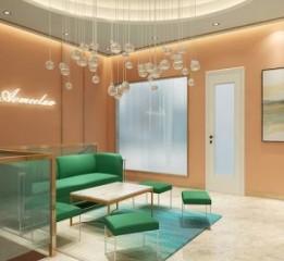 惠州美容院设计品牌案例 龙门美容SPA