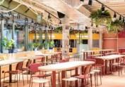 成都餐厅设计丨康蒂尼的新社交用餐空