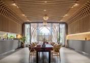 成都酒店设计丨宜宾拾捨·竹里馆丨川