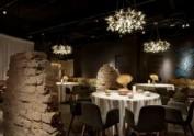 成都餐厅设计丨湘松餐厅丨川颂装饰