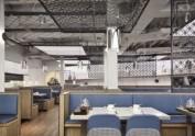 成都餐厅设计丨茶粤餐厅丨川颂装饰