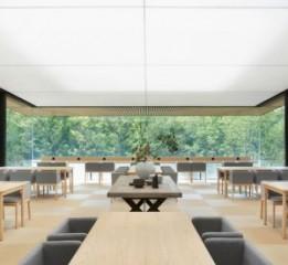 成都餐厅设计丨阿那亚槐树林餐厅丨川