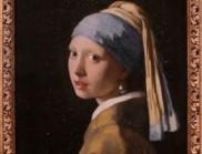 揭开荷兰黄金时代神秘的杰作:《戴珍珠耳环的女孩》