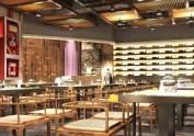 西安颐和四季中餐厅装修效果图