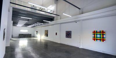 由Rom Levy 策劃的群展在當代藝術空的相關圖片