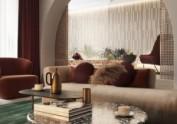 成都酒店设计丨现代精致细节的豪斯酒