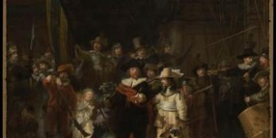 发掘伦勃朗名画《夜巡》背后的历史
