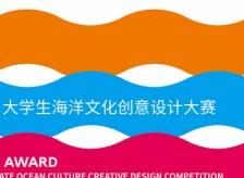 「星海奖」2021 大学生海洋文化创意设计大赛相关图片
