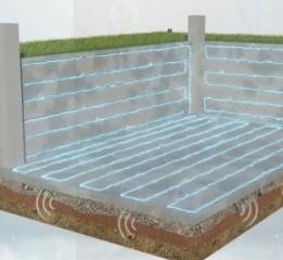 电渗透解决地下潮湿