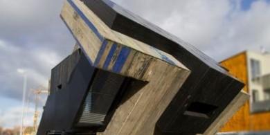 艺术家Boris Tellegen 与建筑师合作打造微型酒店