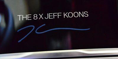 杰夫·昆斯X宝马:艺术家特别版8系gra的相关图片
