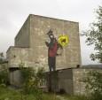 回顾街道壁画,在挪威的UpNorth节