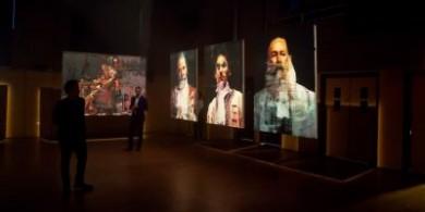 这些大型油画和肖像画,揭露了欧洲历史上帝国的伪善
