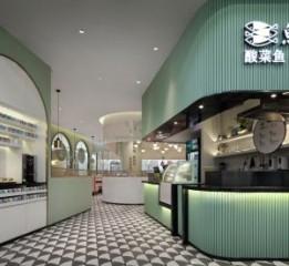 成都餐厅设计丨两家酸菜鱼餐厅设计,