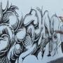 南加州艺术家Mark Dean Veca 用壁画美化了当地